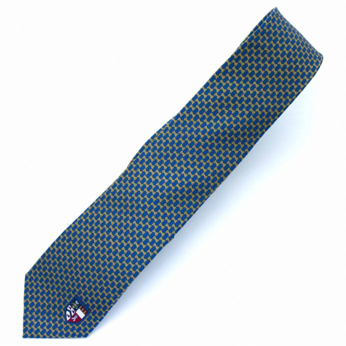 Weaved Silk Tie